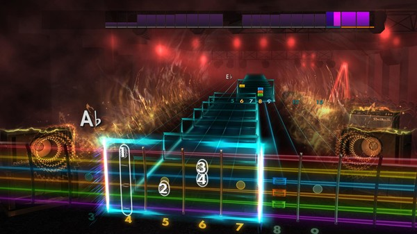 "Скриншот №5 к Rocksmith® 2014 Edition – Remastered – Band of Horses - ""The Funeral"""