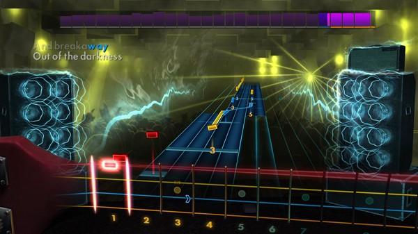 "Скриншот №5 к Rocksmith® 2014 Edition – Remastered – Kelly Clarkson - ""Breakaway"""