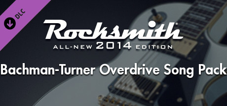 Rocksmith® 2014 Edition – Remastered – Bachman-Turner Overdrive Song Pack