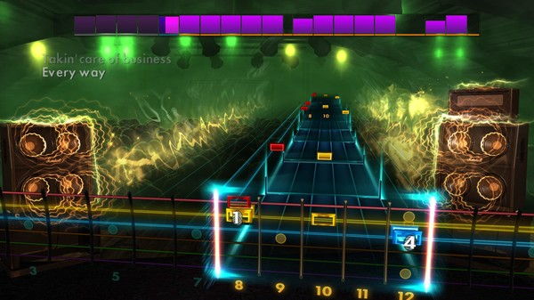 Скриншот №4 к Rocksmith® 2014 Edition – Remastered – Bachman-Turner Overdrive Song Pack