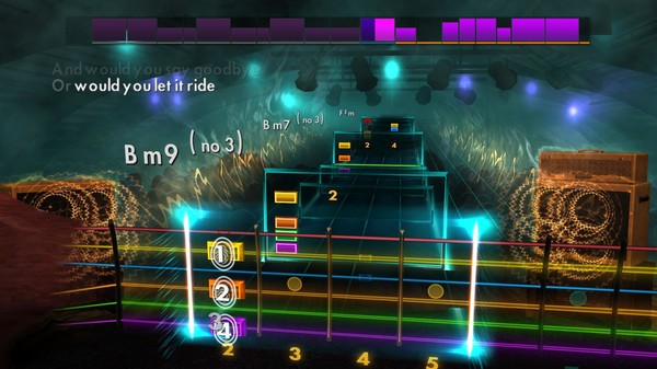 Скриншот №5 к Rocksmith® 2014 Edition – Remastered – Bachman-Turner Overdrive Song Pack