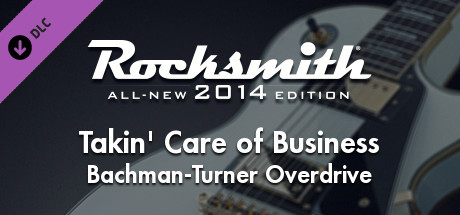 """Rocksmith® 2014 Edition – Remastered – Bachman–Turner Overdrive – """"Takin' Care of Business"""""""