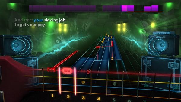 "Скриншот №5 к Rocksmith® 2014 Edition – Remastered – Bachman-Turner Overdrive - ""Takin' Care of Business"""