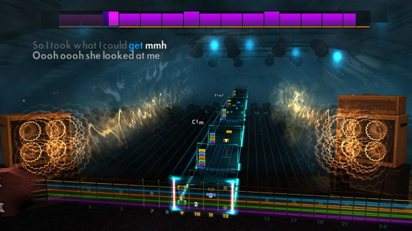 """Скриншот №1 к Rocksmith® 2014 Edition – Remastered – Bachman-Turner Overdrive - """"You Ain't Seen Nothing Yet"""""""