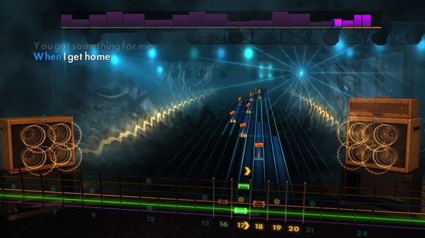 """Скриншот №3 к Rocksmith® 2014 Edition – Remastered – Bachman-Turner Overdrive - """"You Ain't Seen Nothing Yet"""""""