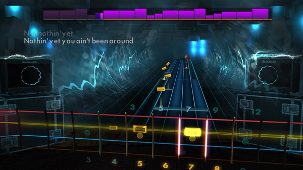 """Скриншот №5 к Rocksmith® 2014 Edition – Remastered – Bachman-Turner Overdrive - """"You Ain't Seen Nothing Yet"""""""