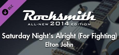 "Rocksmith® 2014 Edition – Remastered – Elton John – ""Saturday Night's Alright (For Fighting)"""