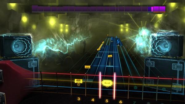 "Скриншот №3 к Rocksmith® 2014 Edition – Remastered – Elton John - ""Saturday Nights Alright For Fighting"""