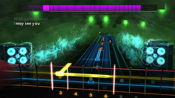 "Скриншот №5 к Rocksmith® 2014 Edition – Remastered – Rusted Root - ""Send Me On My Way"""