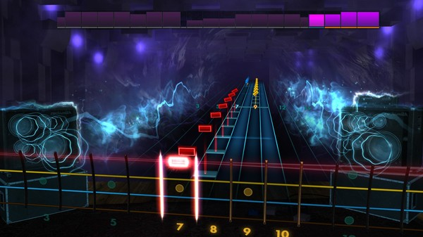 "Скриншот №1 к Rocksmith® 2014 Edition – Remastered – Amon Amarth - ""Death in Fire"""