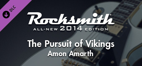 "Rocksmith® 2014 Edition – Remastered – Amon Amarth - ""The Pursuit of Vikings"""