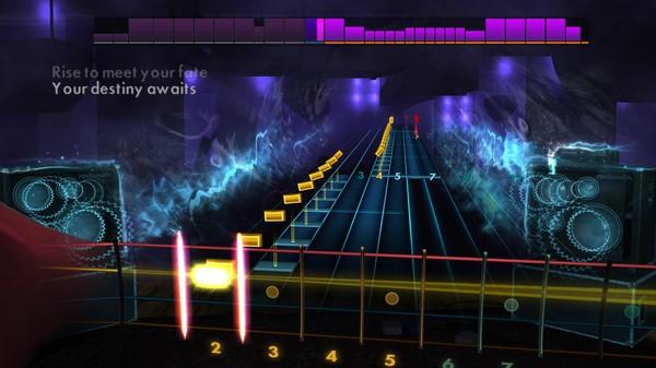 "Скриншот №4 к Rocksmith® 2014 Edition – Remastered – Amon Amarth - ""Twilight of the Thunder God"""