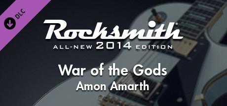 "Rocksmith® 2014 Edition – Remastered – Amon Amarth - ""War of the Gods"""