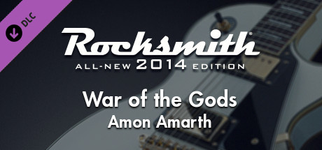 "Rocksmith® 2014 Edition – Remastered – Amon Amarth – ""War of the Gods"""
