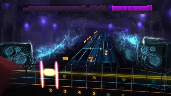 "Скриншот №3 к Rocksmith® 2014 Edition – Remastered – Amon Amarth - ""War of the Gods"""