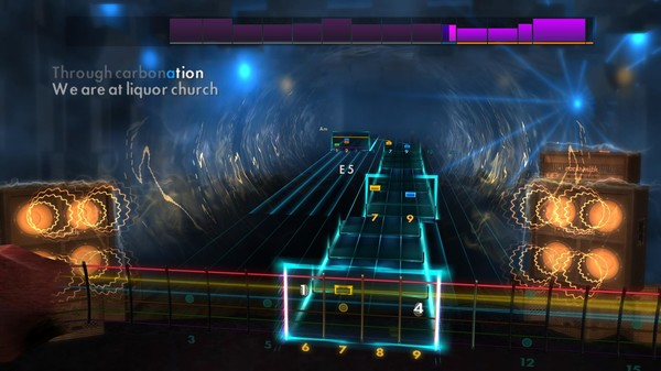 "Скриншот №2 к Rocksmith® 2014 Edition – Remastered – NOFX - ""Seeing Double at the Triple Rock"""