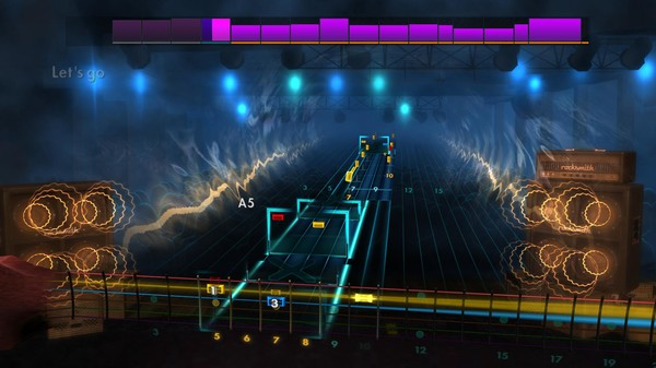"Скриншот №1 к Rocksmith® 2014 Edition – Remastered – NOFX - ""Seeing Double at the Triple Rock"""