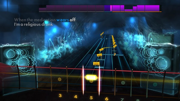 "Скриншот №4 к Rocksmith® 2014 Edition – Remastered – NOFX - ""Seeing Double at the Triple Rock"""