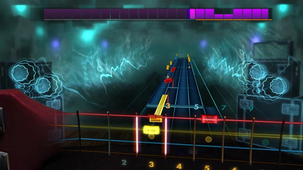 """Скриншот №4 к Rocksmith® 2014 Edition – Remastered – The Pretenders - """"Dont Get Me Wrong"""""""