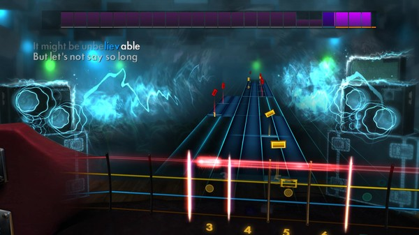 """Скриншот №1 к Rocksmith® 2014 Edition – Remastered – The Pretenders - """"Dont Get Me Wrong"""""""