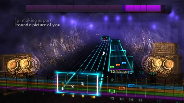 """Скриншот №4 к Rocksmith® 2014 Edition – Remastered – The Pretenders - """"Back on the Chain Gang"""""""