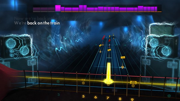 """Скриншот №3 к Rocksmith® 2014 Edition – Remastered – The Pretenders - """"Back on the Chain Gang"""""""
