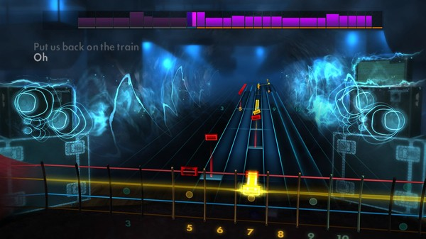 """Скриншот №1 к Rocksmith® 2014 Edition – Remastered – The Pretenders - """"Back on the Chain Gang"""""""