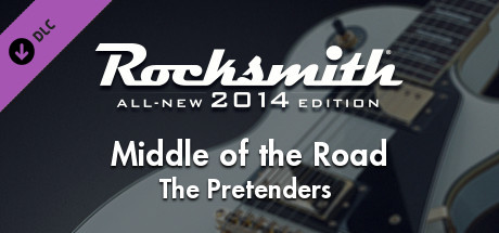 """Rocksmith® 2014 Edition – Remastered – The Pretenders – """"Middle of the Road"""""""