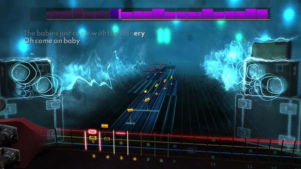 """Скриншот №5 к Rocksmith® 2014 Edition – Remastered – The Pretenders - """"Middle of the Road"""""""