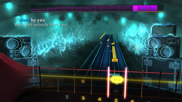 """Скриншот №5 к Rocksmith® 2014 Edition – Remastered – The Pretenders - """"I'll Stand by You"""""""