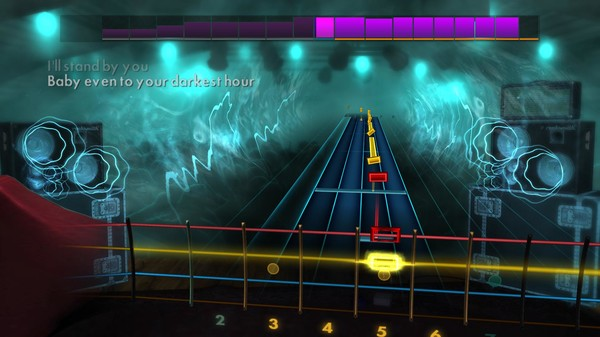 """Скриншот №4 к Rocksmith® 2014 Edition – Remastered – The Pretenders - """"I'll Stand by You"""""""