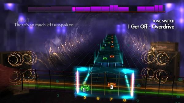 "Скриншот №2 к Rocksmith® 2014 Edition – Remastered – Halestorm - ""I Get Off"""