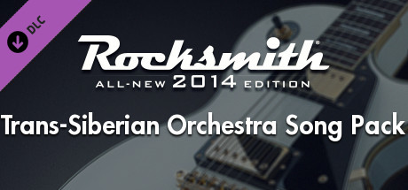 Rocksmith® 2014 Edition – Remastered – Trans-Siberian Orchestra Song Pack