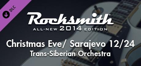 "Rocksmith® 2014 Edition – Remastered – Trans-Siberian Orchestra - ""Christmas Eve / Sarajevo 12/24"""
