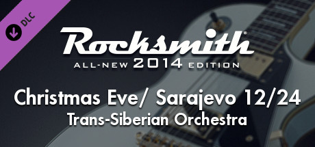 "Rocksmith® 2014 Edition – Remastered – Trans–Siberian Orchestra – ""Christmas Eve / Sarajevo 12/24"""