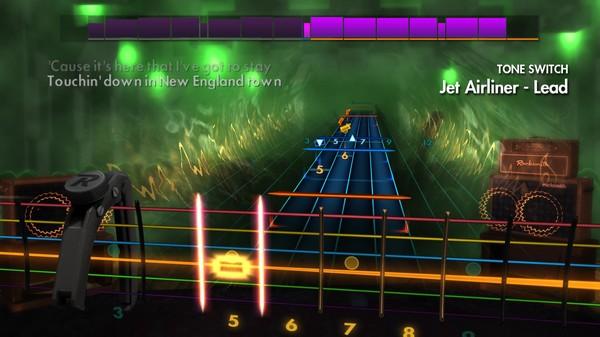 """Скриншот №4 к Rocksmith® 2014 Edition – Remastered – Steve Miller Band - """"Jet Airliner"""""""