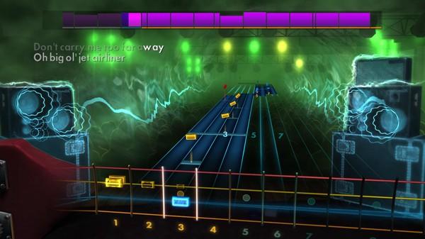 """Скриншот №5 к Rocksmith® 2014 Edition – Remastered – Steve Miller Band - """"Jet Airliner"""""""