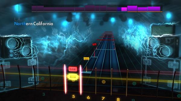"Скриншот №5 к Rocksmith® 2014 Edition – Remastered – Steve Miller Band - ""Rockn Me"""