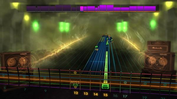 "Скриншот №1 к Rocksmith® 2014 Edition – Remastered – Steve Miller Band - ""The Joker"""