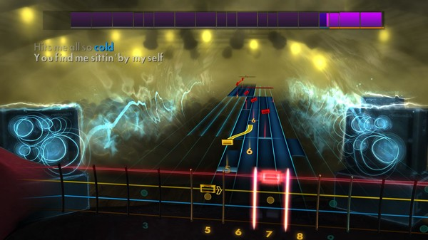 """Скриншот №2 к Rocksmith® 2014 Edition – Remastered – Alice in Chains - """"No Excuses"""""""