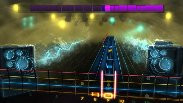 """Скриншот №1 к Rocksmith® 2014 Edition – Remastered – Alice in Chains - """"No Excuses"""""""