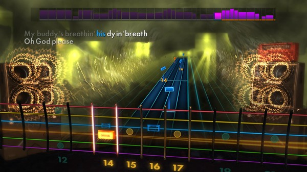 "Скриншот №5 к Rocksmith® 2014 Edition – Remastered – Alice in Chains - ""Rooster"""