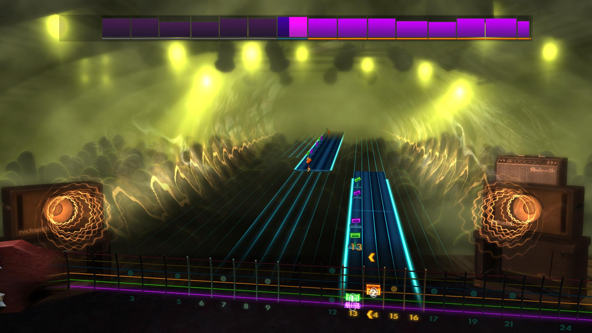 Rocksmith: All-new 2014 Edition - Johnny Cash: Sunday Mornin' Comin' Down 2017 pc game Img-4