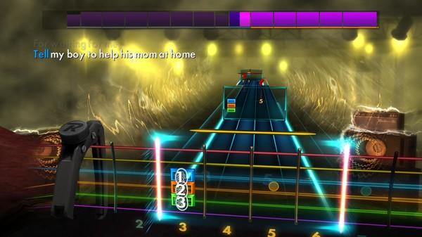 Скриншот №1 к Rocksmith® 2014 Edition – Remastered – Johnny Cash Song Pack I