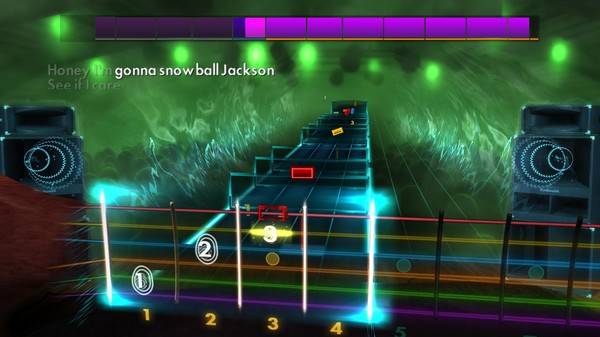 "Скриншот №4 к Rocksmith® 2014 Edition – Remastered – Johnny Cash  June Carter - ""Jackson"""