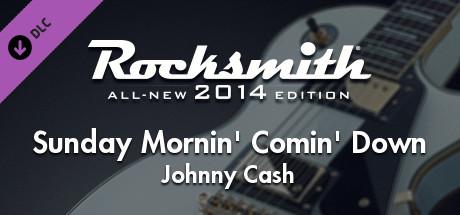 "Rocksmith® 2014 Edition – Remastered – Johnny Cash – ""Sunday Mornin Comin Down"""