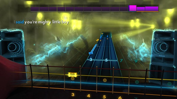 "Скриншот №5 к Rocksmith® 2014 Edition – Remastered – Johnny Cash - ""Get Rhythm"""