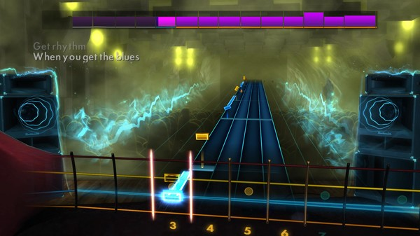 "Скриншот №3 к Rocksmith® 2014 Edition – Remastered – Johnny Cash - ""Get Rhythm"""