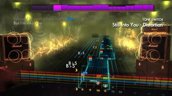 "Скриншот №1 к Rocksmith® 2014 Edition – Remastered – Paramore - ""Still Into You"""