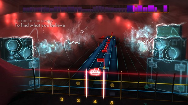 "Скриншот №2 к Rocksmith® 2014 Edition – Remastered – Green Day - ""Jesus of Suburbia"""